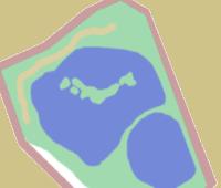 昆陽池公園地図