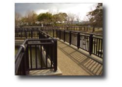 野鳥観察橋